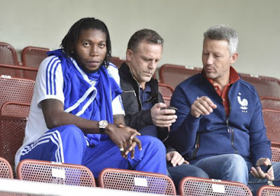 Mbokani ne veut plus jouer au Dinamo Kiev