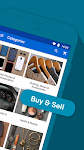 screenshot of Holiday Shopping Deals: Buy, Sell & Save with eBay