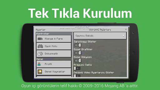 ?? Türkçe Dil: Minecraft PE 2.3 screenshots 2
