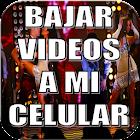 Bajar  Vídeos Gratis a mi Celular Guide 2018 icon