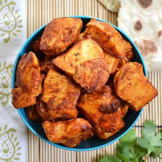 Tandoori Chicken Bites.