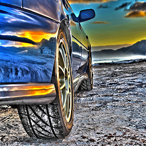 by Reon Rich - Transportation Automobiles ( hdr )