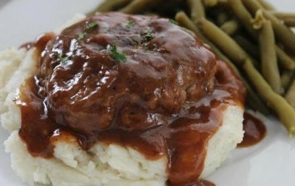 School House Salisbury Steak Recipe