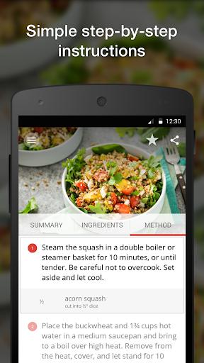 Forks Over Knives - Recipes screenshot