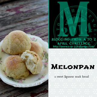 Melonpan Is an Unusual Japanese Snack Bread that You'll Love!.