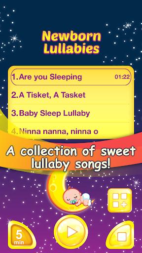 Newborn Lullabies Sweet Dreams
