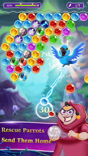 Magical Pop-Bubble Shooter Crush games - náhled