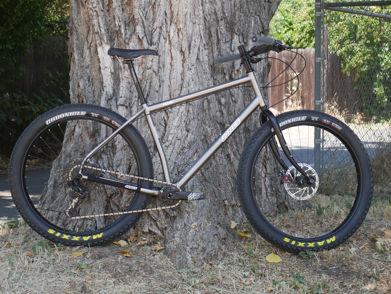Store - Framesets - Jones Bikes