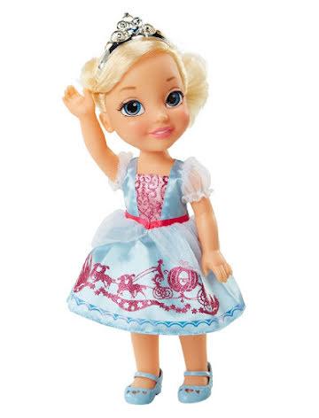 Prinsessa Askungen Docka Toddler