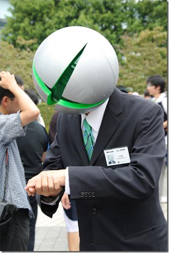 microsoft cosplay - xbox sanrokumaru