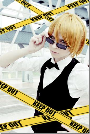 durarara!! cosplay - heiwajima shizuo 2 cosplay by amori-chan