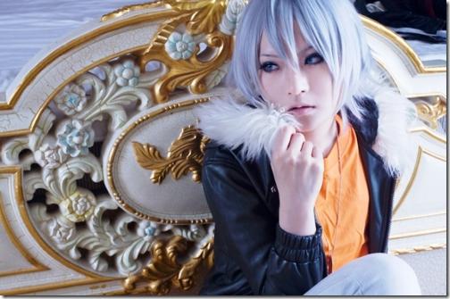 togainu no chi cosplay - akira 2