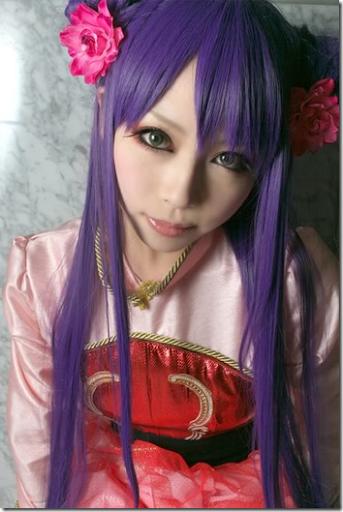 ranma 1/2 cosplay - shampoo 2