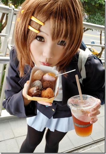 k-on! cosplay - hirasawa yui 04