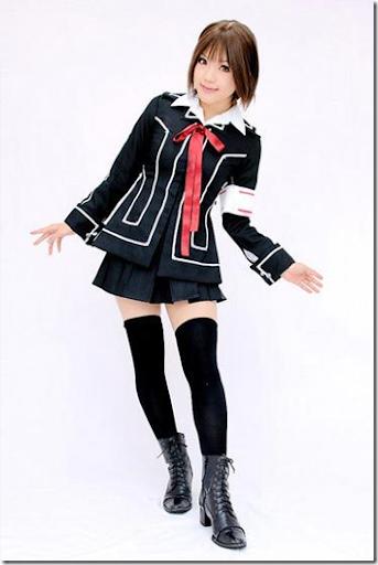vampire knight cosplay - yuki cross / yuuki kuran 6 by kipi