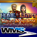 Rome and Egypt HD Slot Machine icon