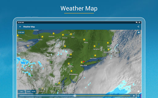 Weather & Radar USA screenshot 6
