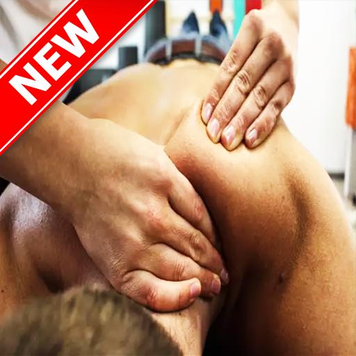Male Full Body Massage Video