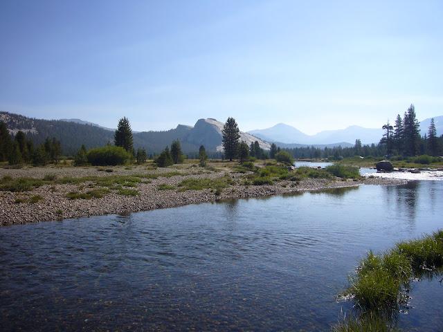 Tierras altas de Yosemite