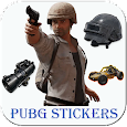 PUBG stickers for whatsapp - WAStickerApps