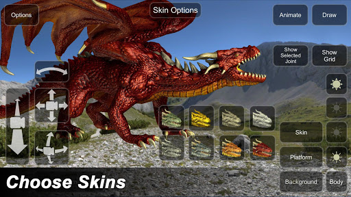 Dragon Mannequin 1.5 screenshots 8