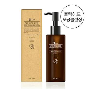 韓國熱銷品牌W.Lab 黑頭殺手卸妝潔面油
