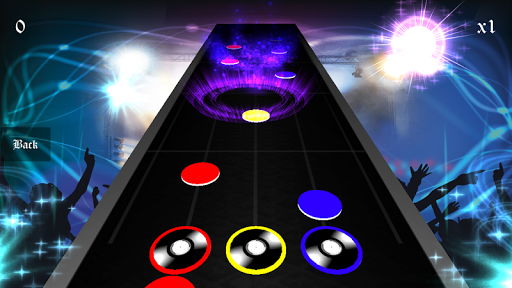 Rock Guitar Hero 1.0 screenshots 2