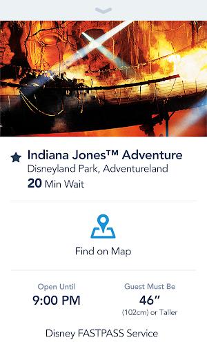 7 Disneyland App screenshot