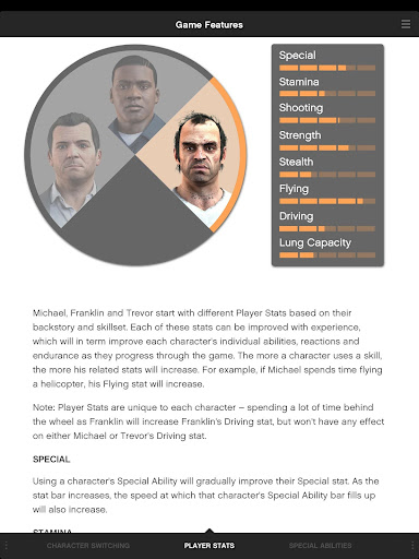 Grand Theft Auto V: The Manual screenshot 4