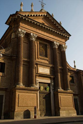Fotografia cattedrale di San Giovenale Fossano