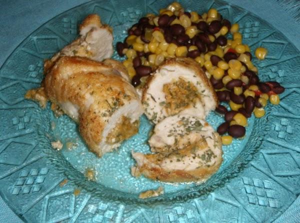 Southwest Chicken Rolls Recipe