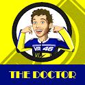 Valentino Rossi Wallpaper icon