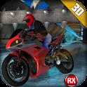 Highway Bike Stunning Stunts icon