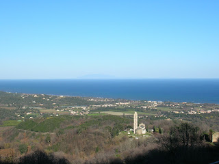 Route de corniche San Nicolao Cervione - Ficaghja Balades Ficaja
