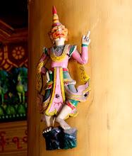 Photo: Year 2 Day 55 - Marionette in the Shwekyimyin Paya