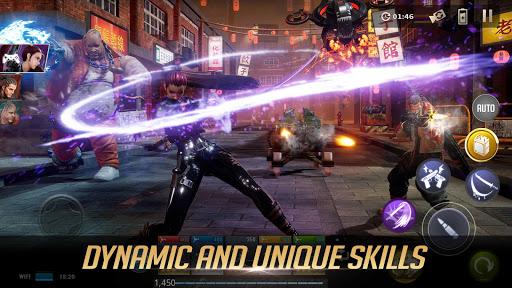 M.A.D 8 : Heroes Battle  captures d'u00e9cran 2