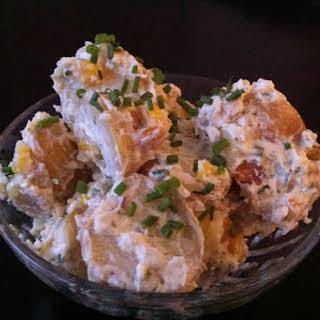 Warm Potato Salad.