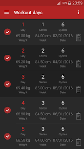 Abs workout PRO Paid Mod 1