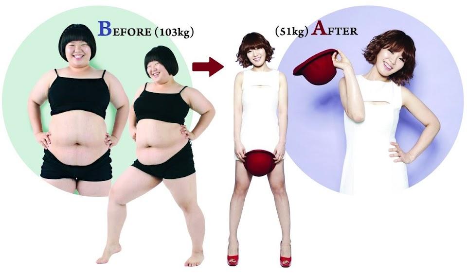 67 kg pierdere în greutate