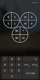Math Mystery - Puzzles, Logic & Numerical IQ - náhled