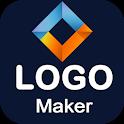 Logo maker 2021 3D logo designer, Logo Creator app icon