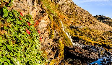 Photo: Waterfall
