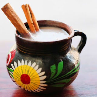 Atole (Basic Recipe With Masa Harina).
