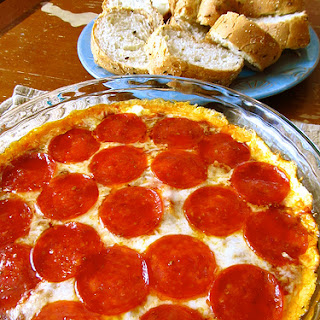 Pepperoni Pizza Dip.