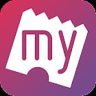 BookMyShow Entertainment icon