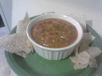 Fire Roasted Red Salsa Recipe