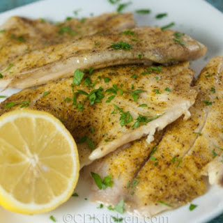 Baked Fish Coating Recipes