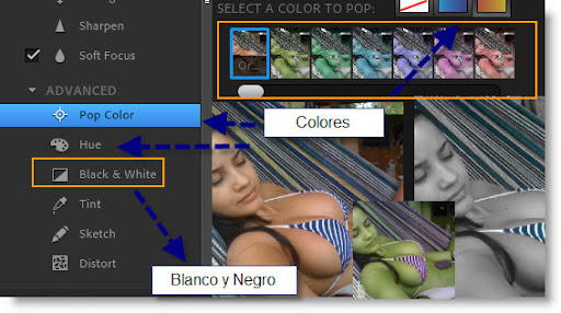 Photoshop Express online10 Como Retocar Decorar Fotos Online con Photoshop Express trucos y ayuda Facebook