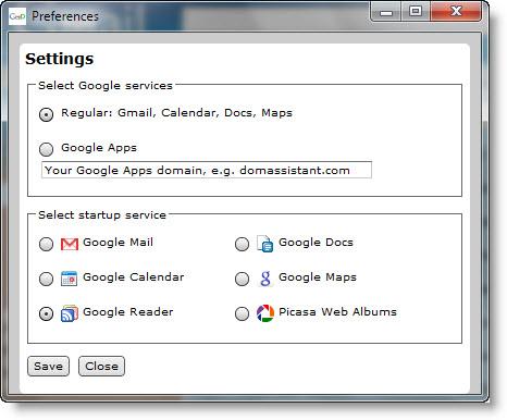 Google desde escritorio