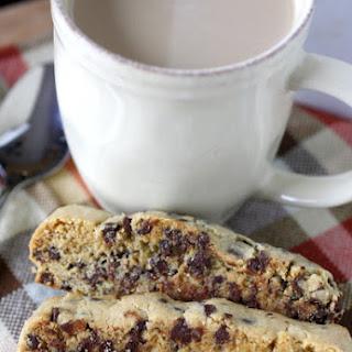Chocolate Chip Biscotti.
